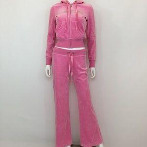 Bebe Pink Sweatsuit